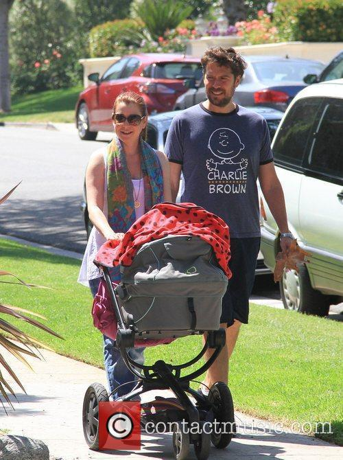 Alyson Hannigan and Alexis Denisof 9