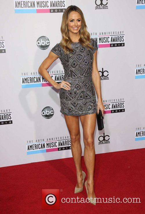 Stacy Keibler  The 40th Anniversary American Music...