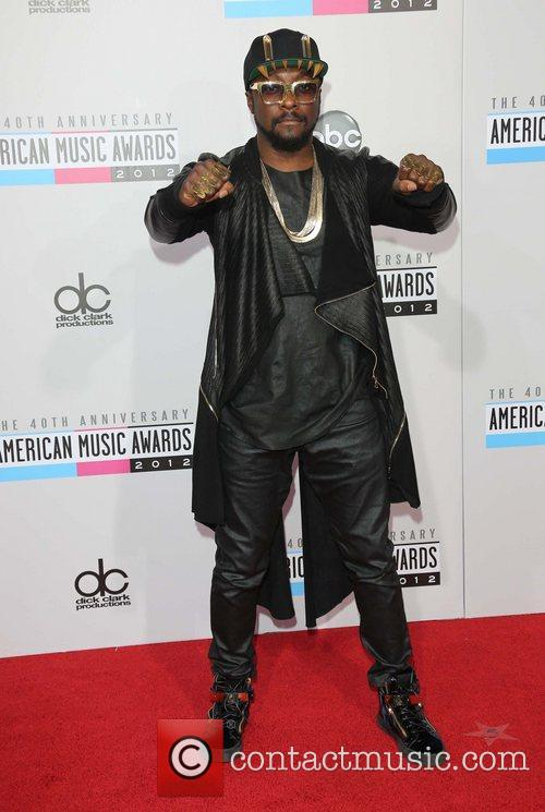 Will.i.am  The 40th Anniversary American Music Awards...