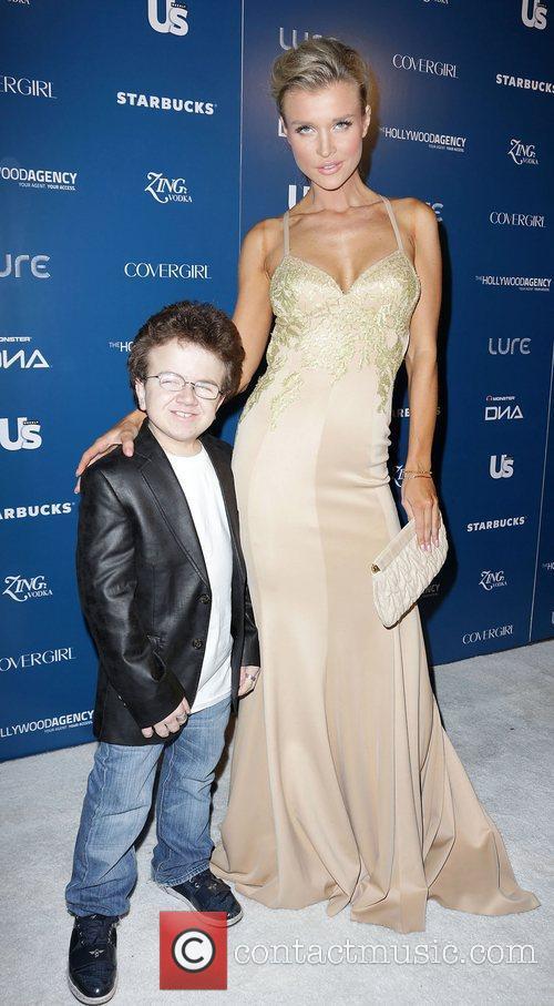 Keenan Cahill and Joanna Krupa 1