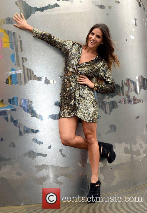 Amanda Byram launches the Dublin Fashion Festival which...