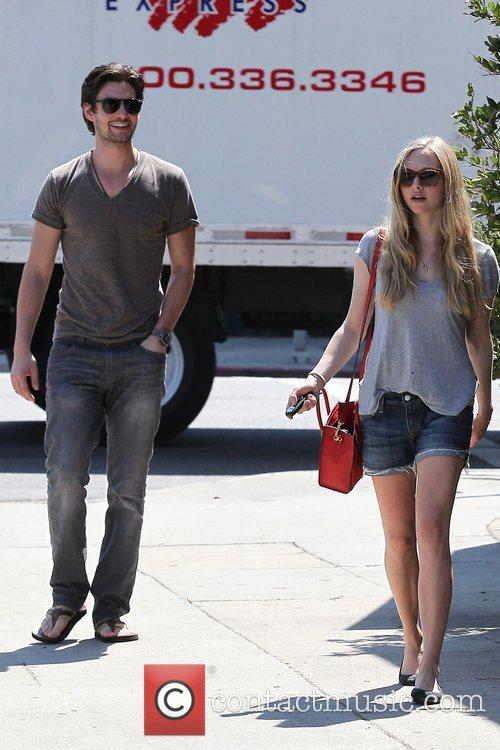 actress amanda seyfried seen out with a 5904439