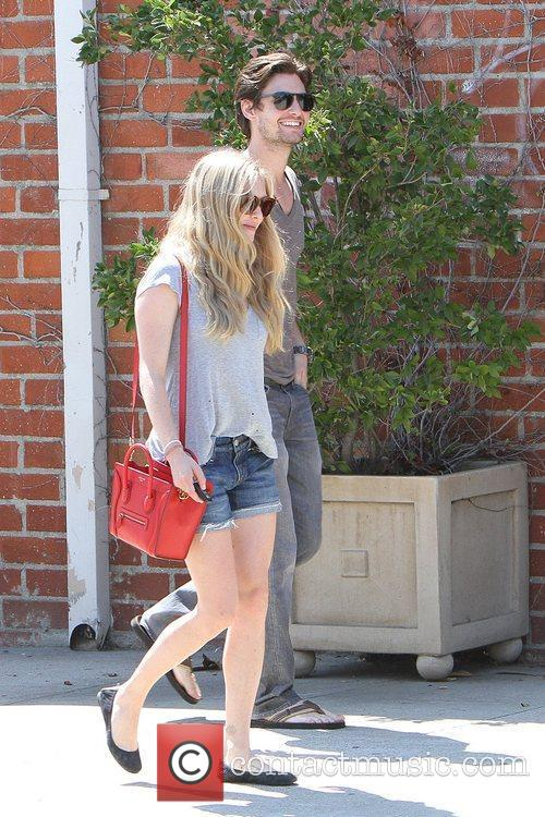 actress amanda seyfried seen out with a 5904447