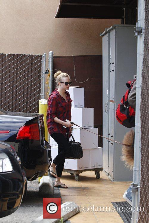 amanda seyfried spotted out and about hollywood 5823800