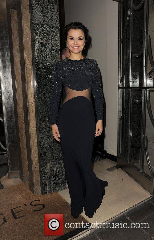 Samantha Barks, World Premiere and Les Miserables 9