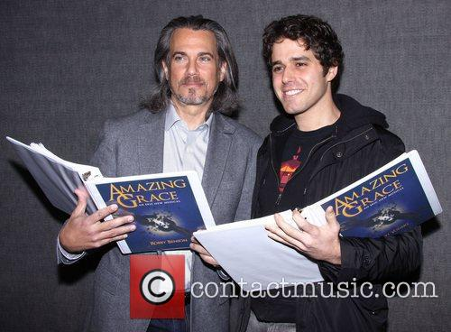 Robby Benson and Josh Young 3