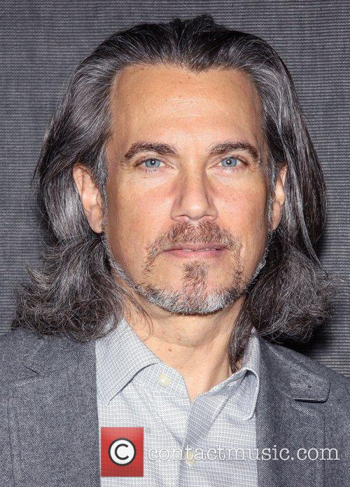 robby benson in rehearsal for amazing grace 5964827