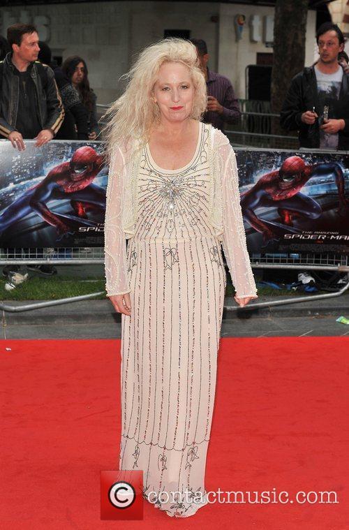 Debbie Douglas The Amazing Spider-Man Gala Premiere held...