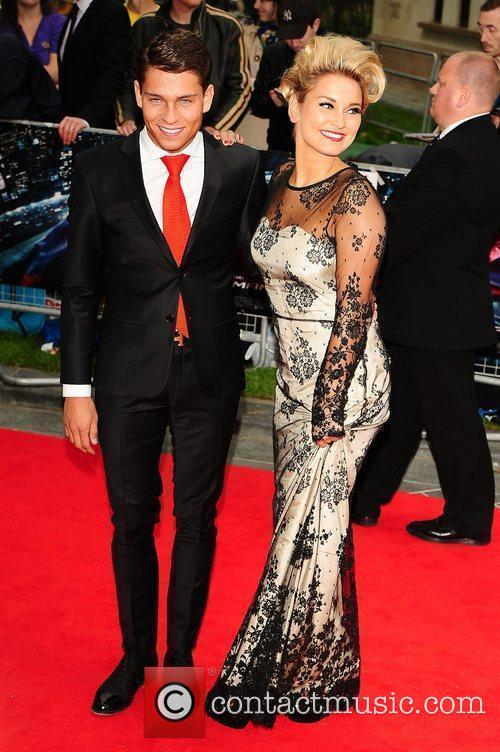 Joey Essex, Sam Faiers, Spider Man and Odeon Leicester Square 2
