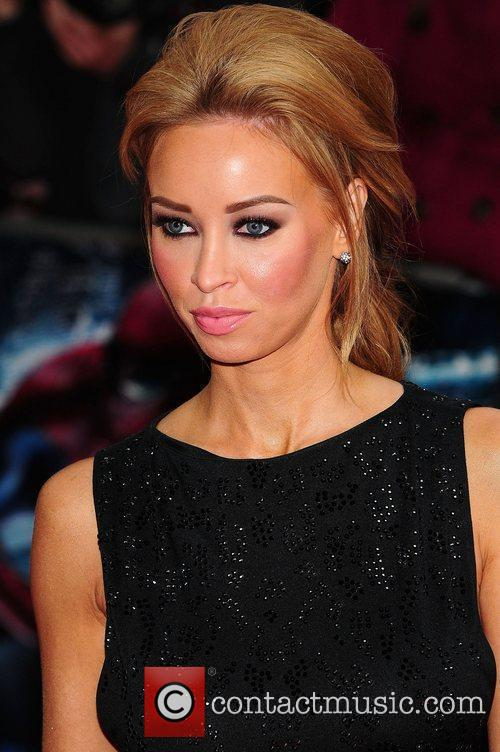 Lauren Pope, Spider Man and Odeon Leicester Square 3