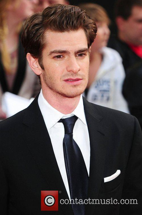 Andrew Garfield, Spider Man and Odeon Leicester Square 9