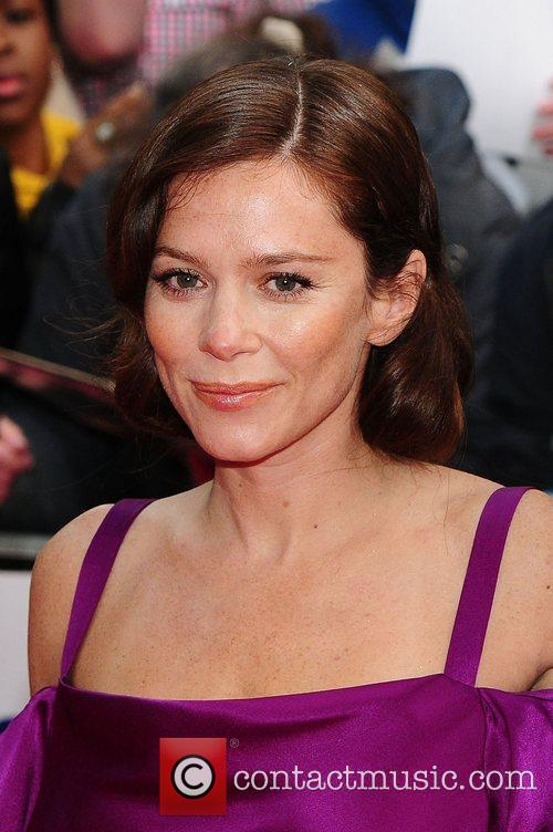 Anna Friel, Spider Man and Odeon Leicester Square 3