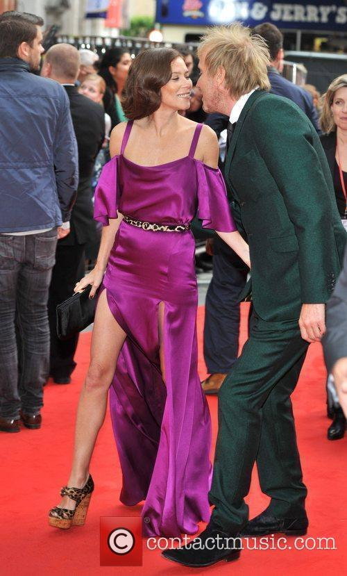 Rhys Ifans and Anna Friel 1