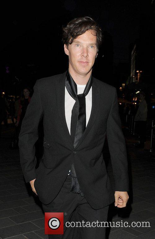 Benedict Cumberbatch, Spider Man and Odeon Leicester Square 6