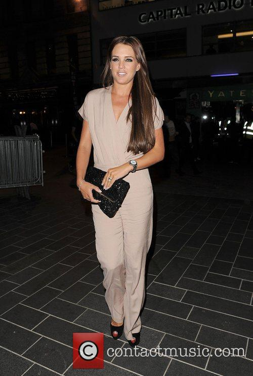 Danielle Lloyd, Spider Man and Odeon Leicester Square 14
