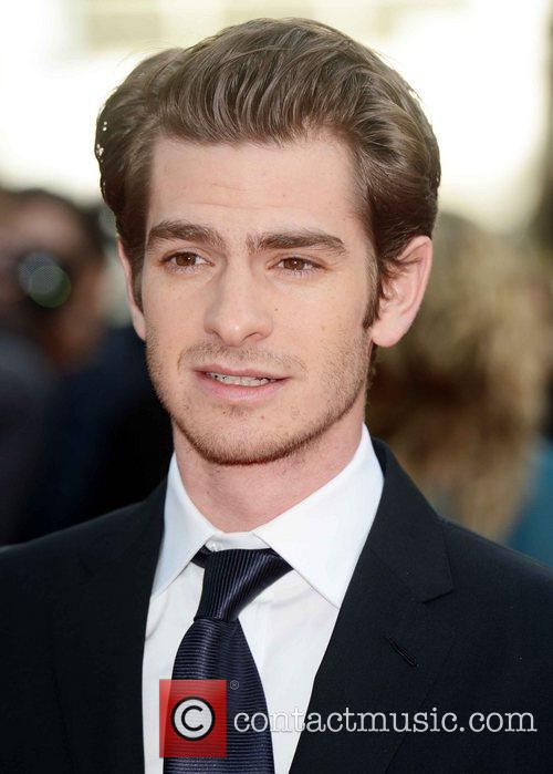 Andrew Garfield, Spider Man and Odeon Leicester Square 2