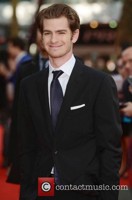 Andrew Garfield, Spider Man and Odeon Leicester Square 3