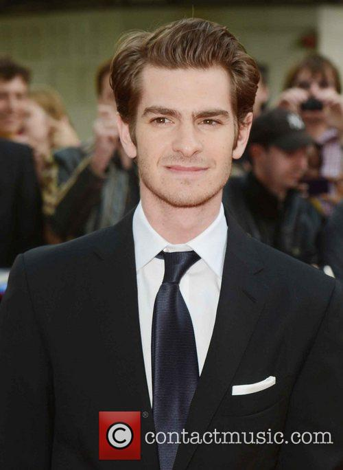 Andrew Garfield, Spider Man, Odeon Leicester Square