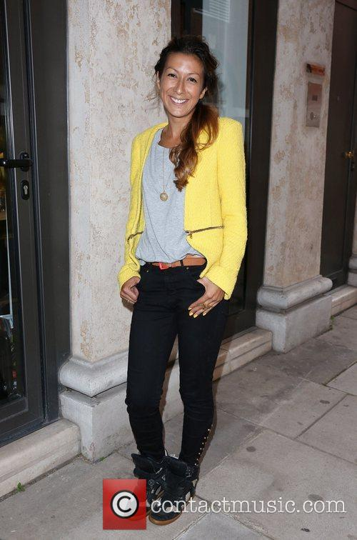 Catherine Zoraida Amber Atheron hosts a dinner to...