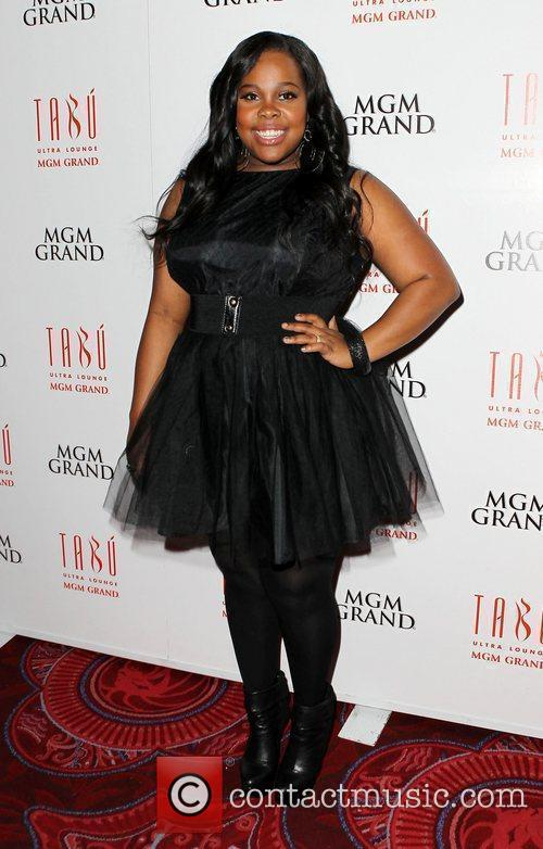 Amber Riley and Tabu Ultra Lounge 4