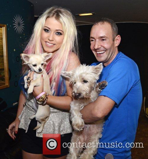 amelia lily performs at g a y 4068363