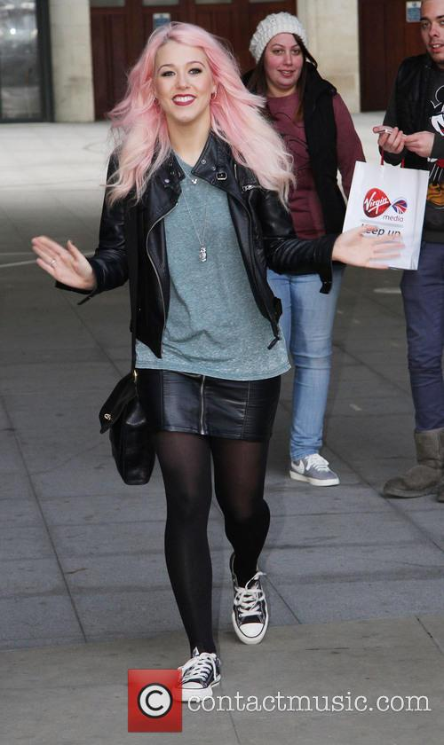 amelia lily amelia lily arriving at the 20057308