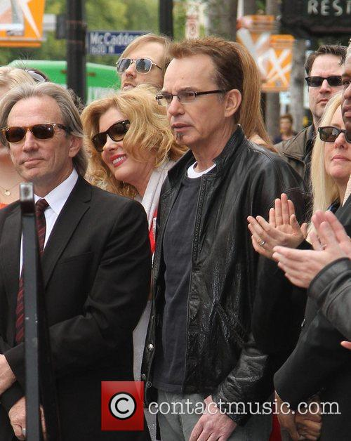 Billy Bob Thornton The group America is honored...