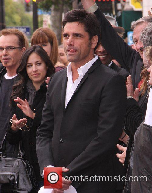 John Stamos The group America is honored with...