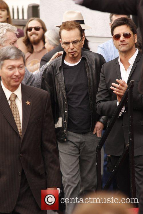 Billy Bob Thornton, John Stamos The group America...