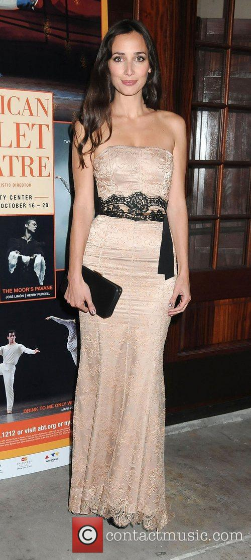 Rebecca Dayan  American Ballet Theatre Opening Night...
