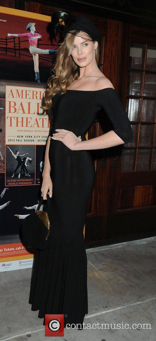 Robyn Lawley  American Ballet Theatre Opening Night...