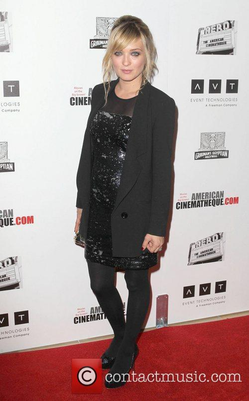 Carolina Crescentini at the 26th American Cinematheque Award...