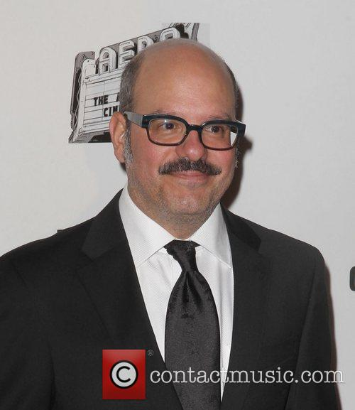 David Cross at the 26th American Cinematheque Award...
