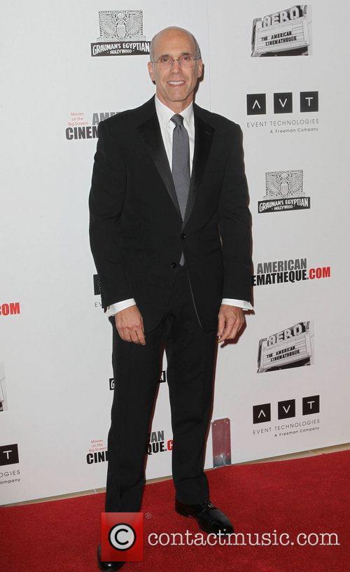 At the 26th American Cinematheque Award Gala honoring...