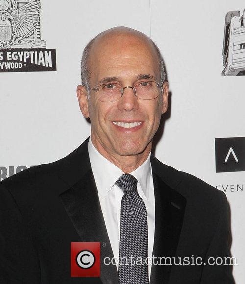 Jeffrey Katzenberg at the 26th American Cinematheque Award...