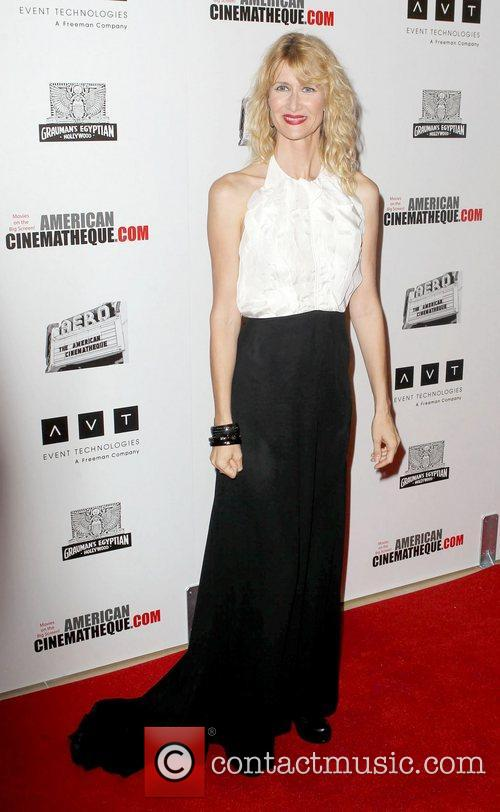 Laura Dern at the 26th American Cinematheque Award...