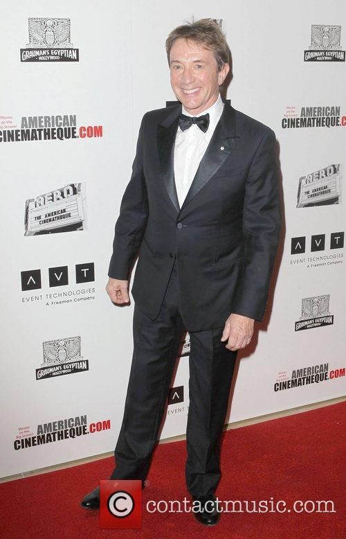Martin Short at the 26th American Cinematheque Award...