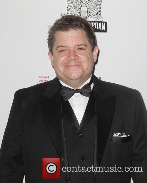 Patton Oswalt at the 26th American Cinematheque Award...