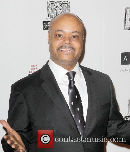Terence Bernie Hines at the 26th American Cinematheque...
