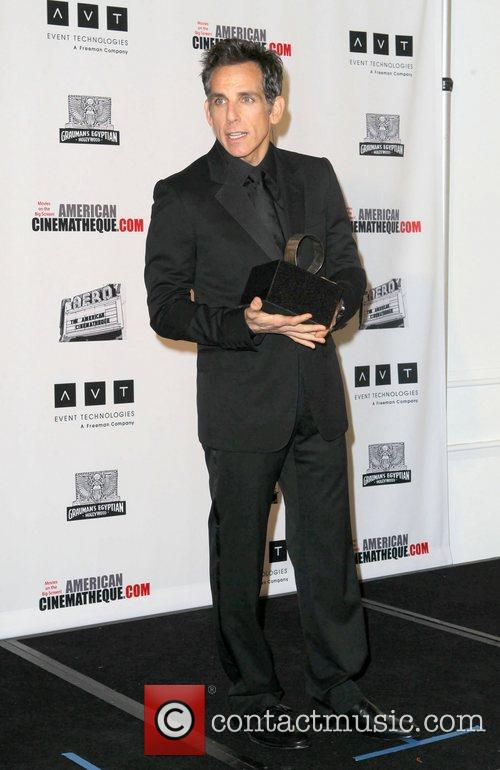 Ben Stiller during the 26th American Cinematheque Award...