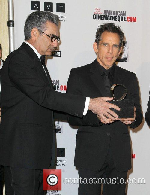 Eugene Levy and Ben Stiller 4