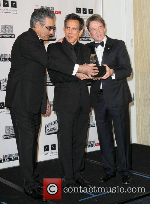Eugene Levy, Ben Stiller and Martin Short 2