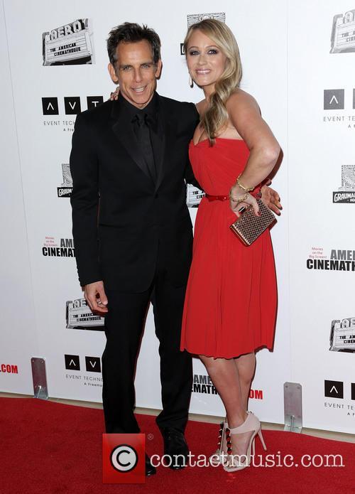 American Cinematheque Award Gala, Ben Stiller and The Beverly Hilton Hotel 6