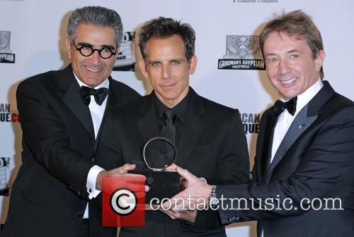 American Cinematheque Award Gala, Ben Stiller and The Beverly Hilton Hotel 9