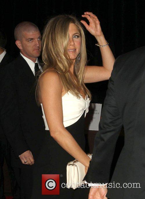Jennifer Aniston 26th American Cinematheque Award Gala honoring...