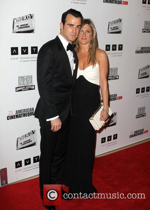 Justin Theroux and Jennifer Aniston 11