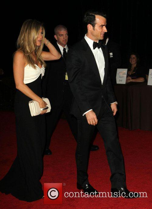 Justin Theroux and Jennifer Aniston 3