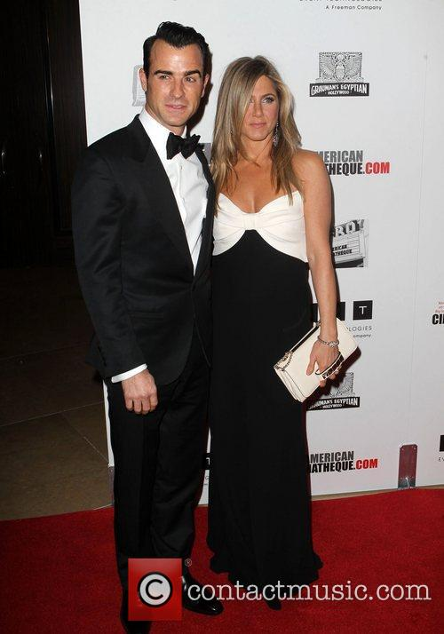 Justin Theroux and Jennifer Aniston 8