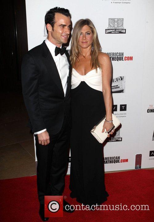 Justin Theroux and Jennifer Aniston 12