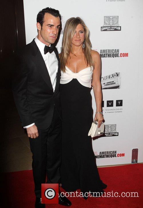Justin Theroux and Jennifer Aniston 10
